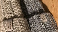 Brilliant Kate Eastwood from the Just Pootling blog has designed a quick crochet hat for the men in your lives! Watch out though - once you've knitted one