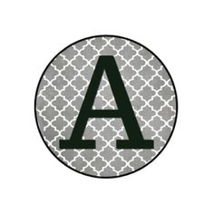 Gray_Black Letter_A Free Printable Letters and Numbers-Gray and Black Make Your Own Banner, Paper Crafts, Diy Crafts, Printable Letters, Free Prints, Letters And Numbers, Clipart, Free Printables, Printable Designs