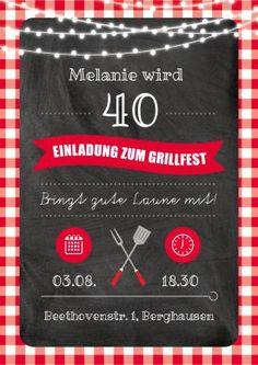 """Freebie Einladung zum """"Chillen & Grillen"""" Neuer Link s"""