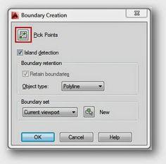 AutoCAD & LT - PLINE Boundary Creation - Blog - CADline Community