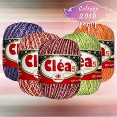 Linha Círculo Cléa 5 Multicolor- 750m (147,5g)