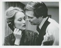 Meryl Streep Herb Ritts | Meryl Streep and Alan Alda in The Seduction of Joe Tynan directed by ...