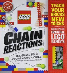 LEGO Kit KLUTZ Interactivo Diseña y Arma Reacciones en Cadena