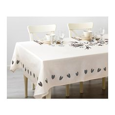 VINTER 2016 Tablecloth  - IKEA $19.99
