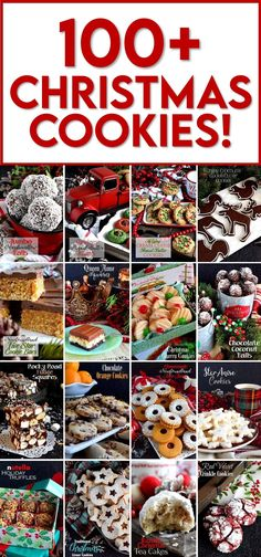 More than 100 Christmas recipes all in one place! No need to search the internet; all the holiday recipes you need in one place! Christmas Recipes, Holiday Recipes, Anise Cookies, Orange Cookies, Crinkle Cookies, Tea Cakes, Truffles, Christmas Cookies, Nutella
