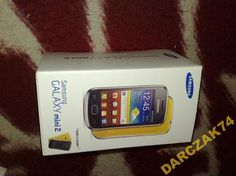 Samsung GALAXY mini 2 GT-S6500D