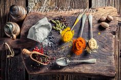 Spices by shaiith on 500px