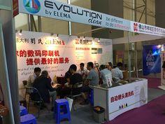 Stand Elema Ceramics China 2015