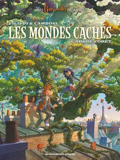 L'Arbre-Forêt - (Silvio Camboni / Denis-Pierre Filippi) - Fantastique [TRIBULLES, une librairie du réseau Canal BD]