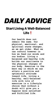 tips. Remain The Same, Our Body, Getting Old, Motivation Inspiration, Pills, Healthy Life, Improve Yourself, Spirituality, Happiness