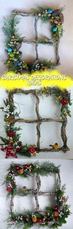 Christmas decorations ideas | GOOD HOUSE WIFE