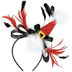 Christmas Santa Fashion Headband Fancy Dress Party Costume Accessory | eBay