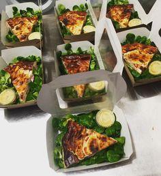 Quiche protéinée ! #protein #proteine #proteines #decomplexeurgourmand #restaurant #paris9 #picoftheday #nofilter #homemade #yummy #foodie #food #healthyfood #salad #dejeuner #delicious #new #excited #lmp #happy #healthy #quiche