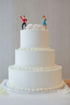 Pièce montée 2017  A quel point ces gâteaux de mariage sont-ils étonnants? {Jenifer Rutherford Photography}