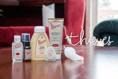 Thieves (Kick germs to the curb) http://www.theoilacademy.com/online_course/back-to-school-with-essential-oils/