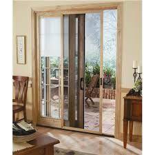 wood sliding screen door - Google Search