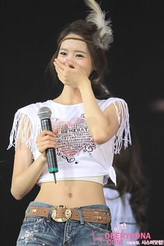 Yoona is totally my thinspoo.