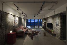 台北 35 坪工業風老公寓 - DECOmyplace