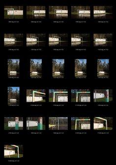 Si hay una herramienta definitiva para aprender Fotografía analizando cómo se construyen las imágenes, son las hojas de contacto. Descubre lo que te cuentan.