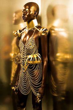 Mari, Black Fashion Models, Lindsay Adler, Idol Magazine