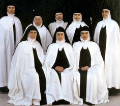 carmelite nuns habit - Google Search