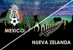 APUSTAS ABIERTAS  REPECHAJE MUNDIAL BRASIL 2013 Mexico Vs Nueva Zelanda MIERCOLES 13 DE NOVIEMBRE  www.hispanofutbol.com