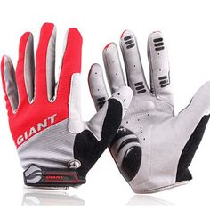 Item Type: Gloves & Mittens Sport Type: Cycling Brand Name: GIANT Type: Full Finger Feature: Washable Gender: Men Material: Cotton Material: Silk Material: Polyester Material: Rayon Material: Bamboo F