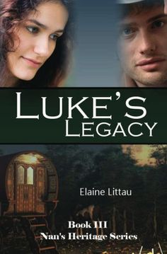 Free Kindle version of this book Jan 4th - 9th. Click here. If you already have at kindle version of it, please loan it to a friend. Luke's Legacy (Nan's Heritage Series) by Elaine Littau, http://www.amazon.com/dp/B008U1CXME/ref=cm_sw_r_pi_dp_aIe6qb02Q7XHB