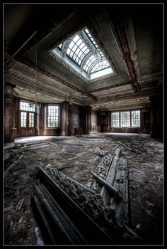 I told you it was abandoned | by Romany WG