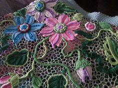 Liudmila Maksutova.  Irish crochet. Freeform. irish crochet patterns. Motifs…