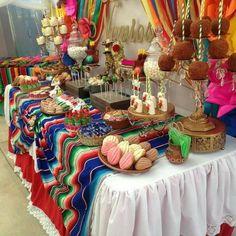 Ideas para una fiesta temática Mexicana ♥️Ideas for a Mexican themed party ♥️