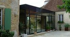 a wee bit too modern! contemporary extensions to listed buildings - Google Search