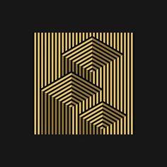 Geometric Patterns by Seth Nickerson Visual Geometric Patterns by Seth Nickerson – Fubiz Media:Visual Geometric Patterns by Seth Nickerson – Fubiz Media: Geometric Patterns, Geometric Designs, Geometric Art, Quilt Patterns, Henna Patterns, Doodle Patterns, Patchwork Patterns, Art Patterns, Optical Illusions Drawings