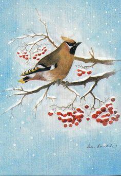 Leena Airikkala Bird, Artist, Painting, Animals, Nests, Craft, Birds, Animales, Animaux