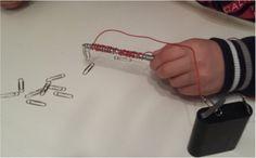 Cómo hacer un electroimán casero