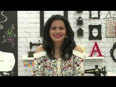 Ateliê na TV - Rede Vida - 15.03.2017 - Maria Adna e Mayumi Takushi - YouTube