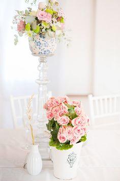Pastel Floral Decor