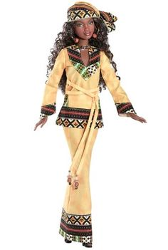 2006 Kwanza Barbie® | Barbie Dolls of the World - Festivals of the World…
