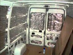 Camper Van Insulation.wmv