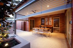 WOODBRIDGE PROJECT - contemporary - patio - perth - Outside In