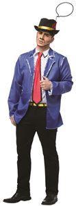 Pop Art Adult Mens Costume - 321582 | trendyhalloween.com #halloweencostumes #menscostumes #popart #rastaimposta #comicbook