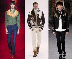 Мода и стиль: Мужская мода осень-зима 2016-2017: тенденции и цвета
