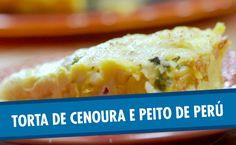 Receita de Torta salgada de cenoura com peito de peru defumado. Enviada por Karin Macek, serve 8 pessoa(s) e fica pronta em 60 minutos. Categoria: Bolos e Tortas, Pães e Massas salgadas