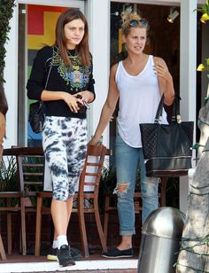Phoebe Tonkin and Claire Holt Leave Fred Segal on April 29, 2013
