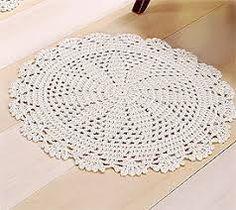 Resultado de imagem para croche graficos tapetes para banheiro
