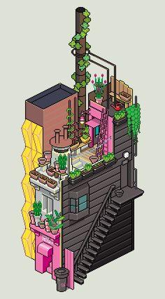 SF Chimney Building 10t EBOY