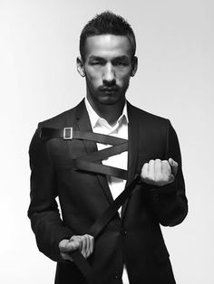Dior Homme & Hidetoshi Nakata by Quentin Shih