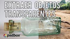 Objetos Transparentes - Como eliminar su fondo