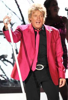 Rod Stewart Picture 25 - Rod Stewart Performs at The Bank Atlantic Center Penny Lancaster, Perry Como, We Will Rock You, Rod Stewart, People Of Interest, Thing 1, Music Tv, Forever Young, Celebrity Pictures