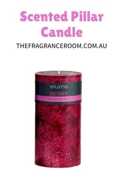 Australian made fragrances using the finest quality paraffin wax and cotton wicks ensure the best possible burn.